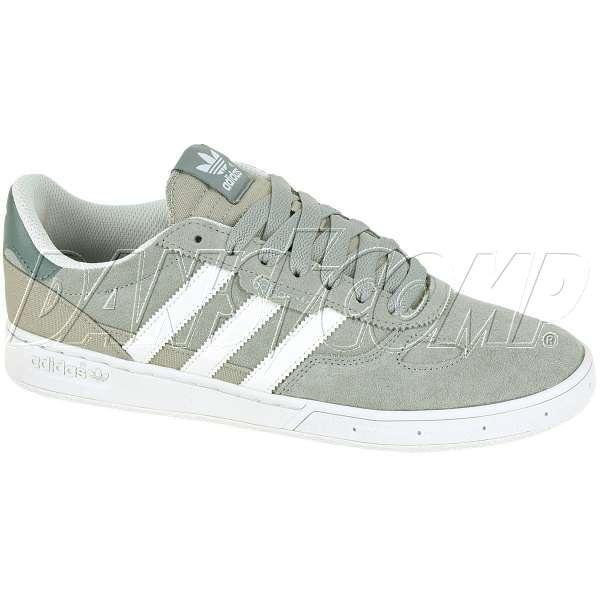 ... adidas ciero shoes mid gray/white/tech gray (suede) UAMJBQC