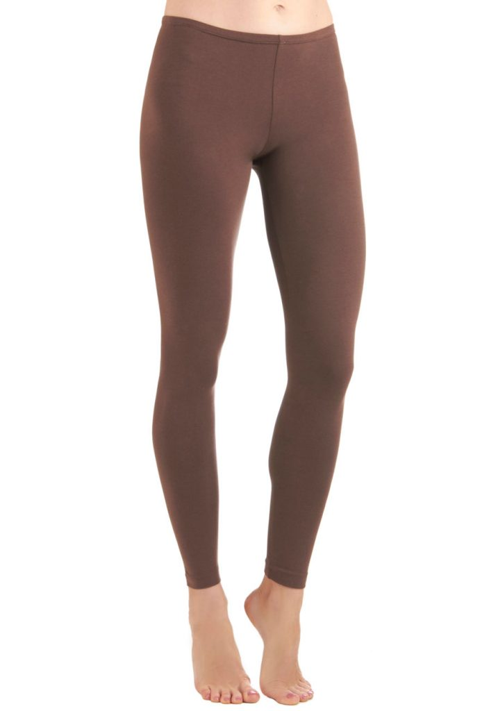 … brown leggings … SVAUCSW