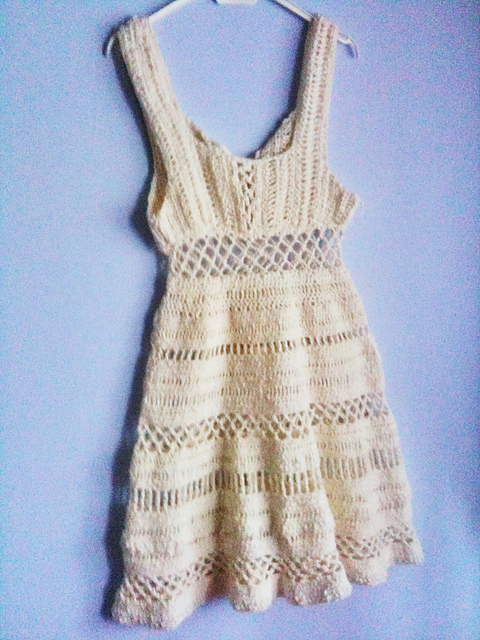 ... free crochet dress patterns for women IZCAEYO