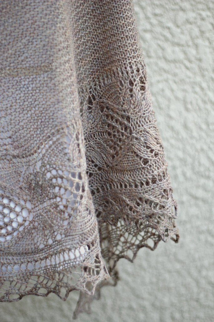 ... knitted shawl for women ... FCFBQMW