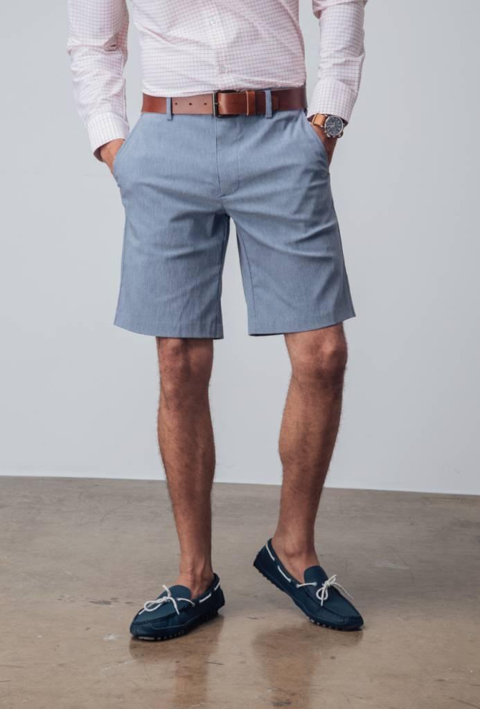 Making a fashion statement with chino shorts