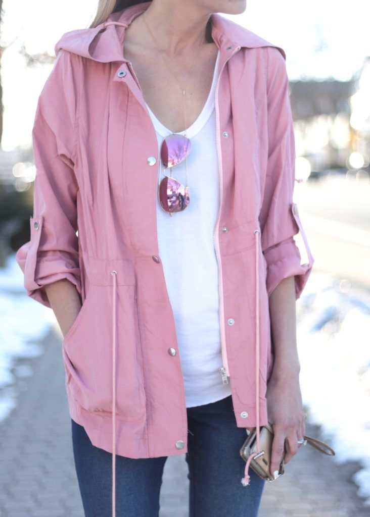 How to find the best pink jackets