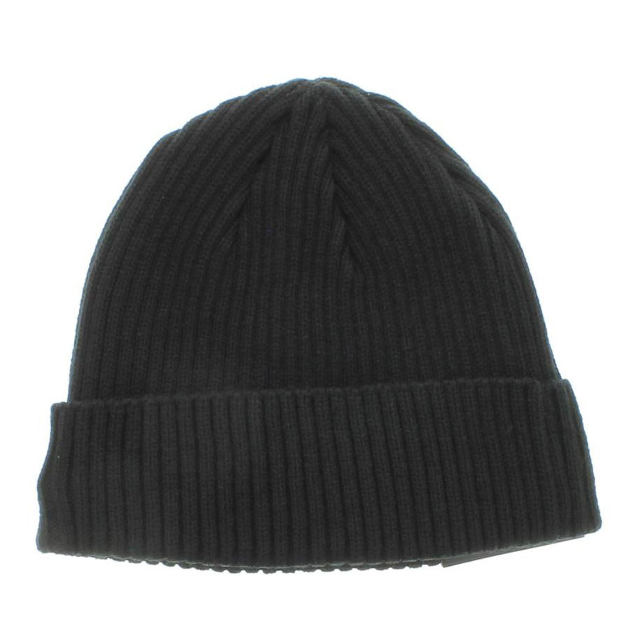 ... the traditional short knit beanie - black TYFGTCH
