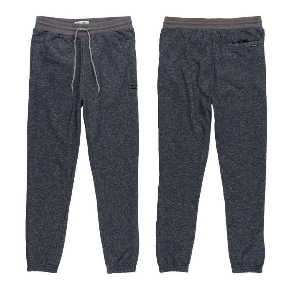 Sweat Pants Sweat pants remain a popular choice for a casual outfit for both men and women. Coming in a large range of cuts and styles, they can be dressed up or down for different casual chic looks.