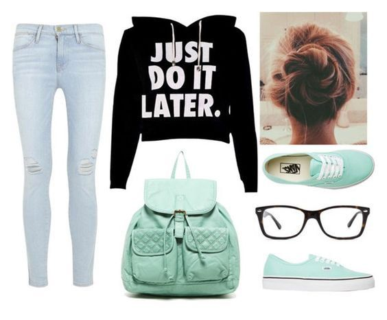 20 cute outfits for school LHJSFRD