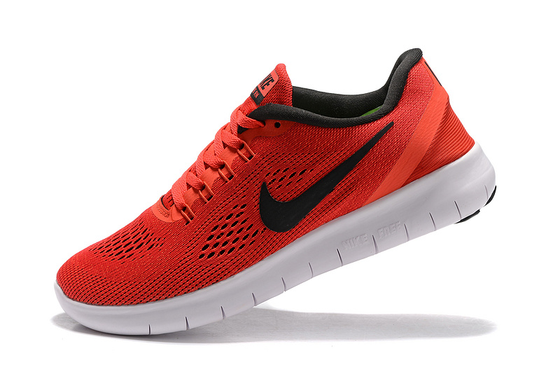 2016 nike free run 5 men red black GHLDNFC