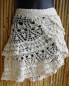 23 free crochet skirt pattern pictures to stimulate your mind NVRVZPQ