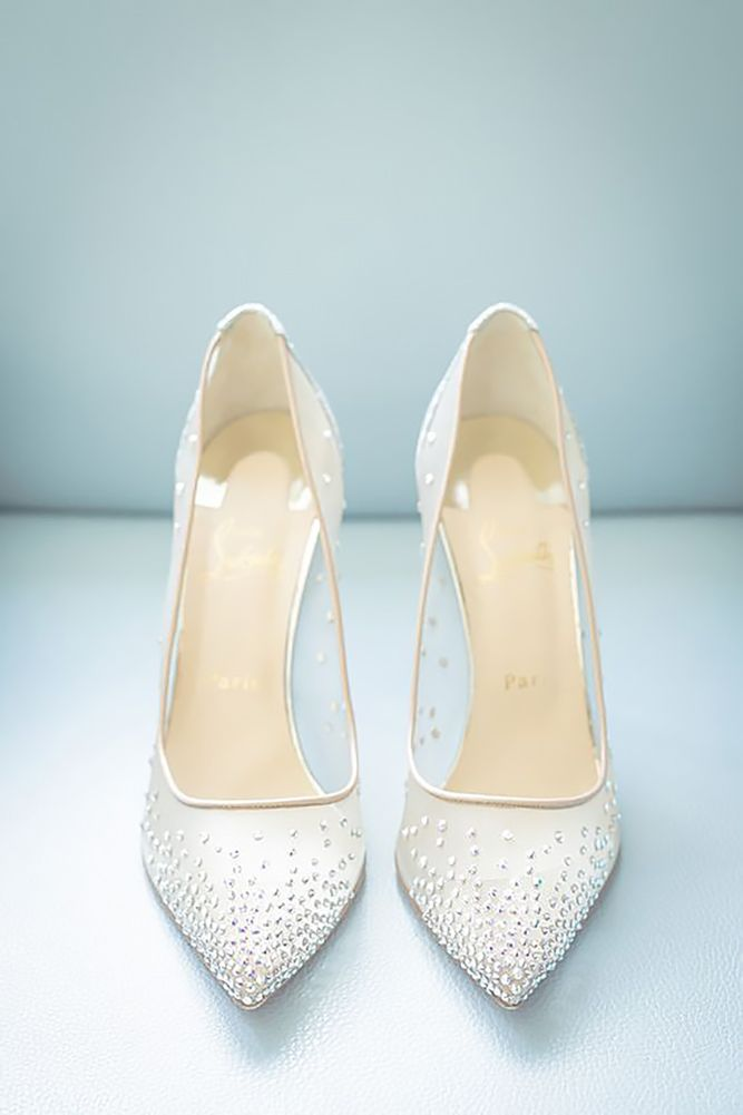 24 elegant white wedding shoes PIQPJAB