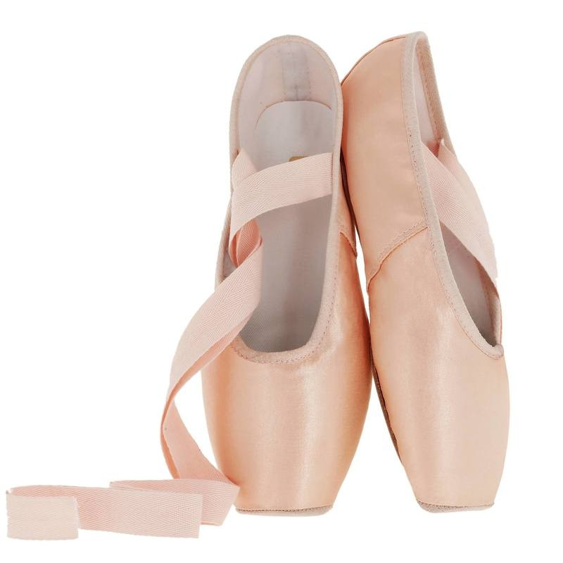 40 - dance dance and gymnastics - ballet shoes relevé pointe domyos - ballet TKFBXKG
