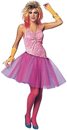 80s prom dress costume VDHFMPP