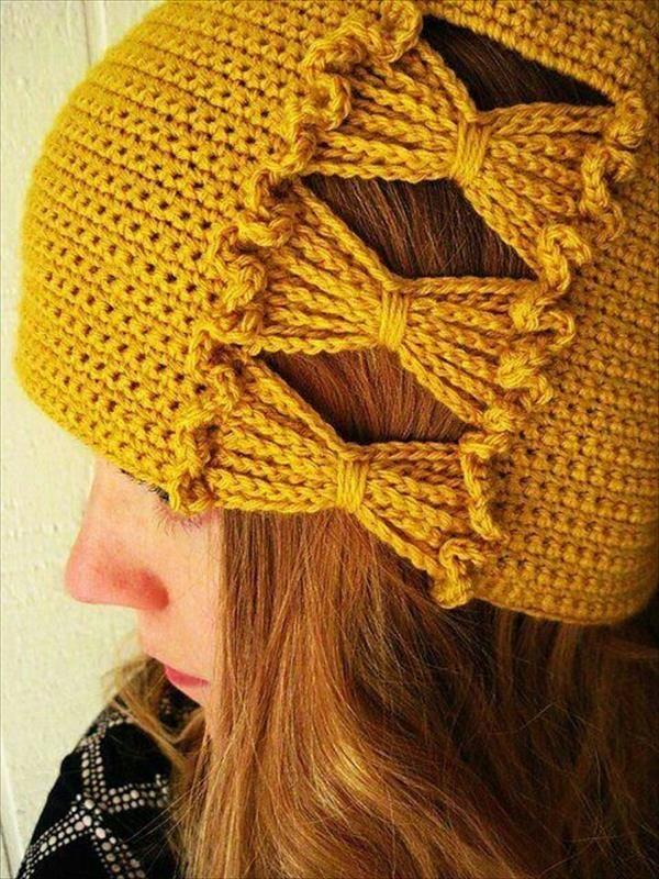 9 diy crochet hat patterns   home with design DDVSWSM