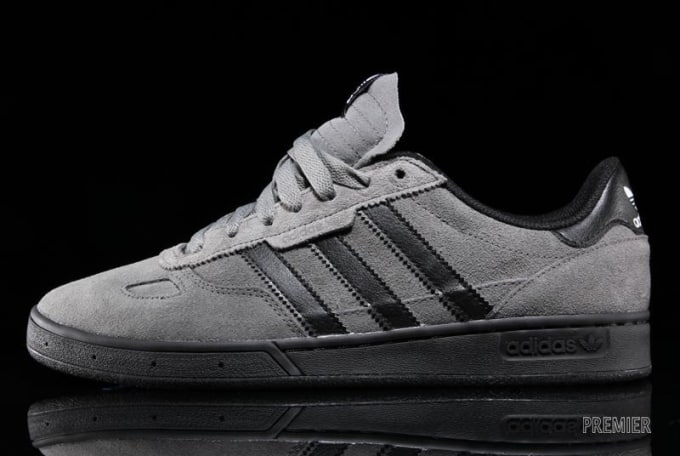 adidas ciero adidasu0027 skate-ready ciero model has this month been dropped off in a new  grey GRKCCER