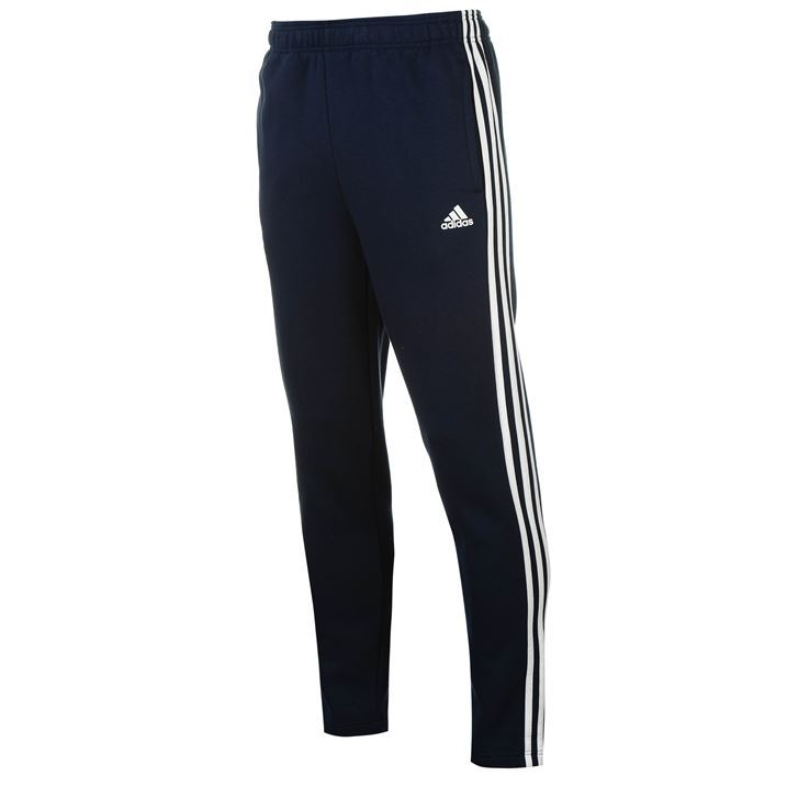 adidas joggers adidas-mens-3s-logo-joggers-sweat-pants-training- GFWZTRY