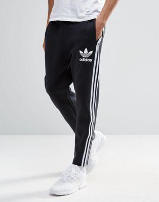 adidas joggers adidas originals - adicolour b10722 - pantalon de jogging longueur 7/8 SQOVEXD