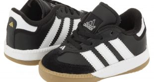 adidas kids shoes adidas kids samba® millennium core (infant/toddler) at zappos.com HQXNMID