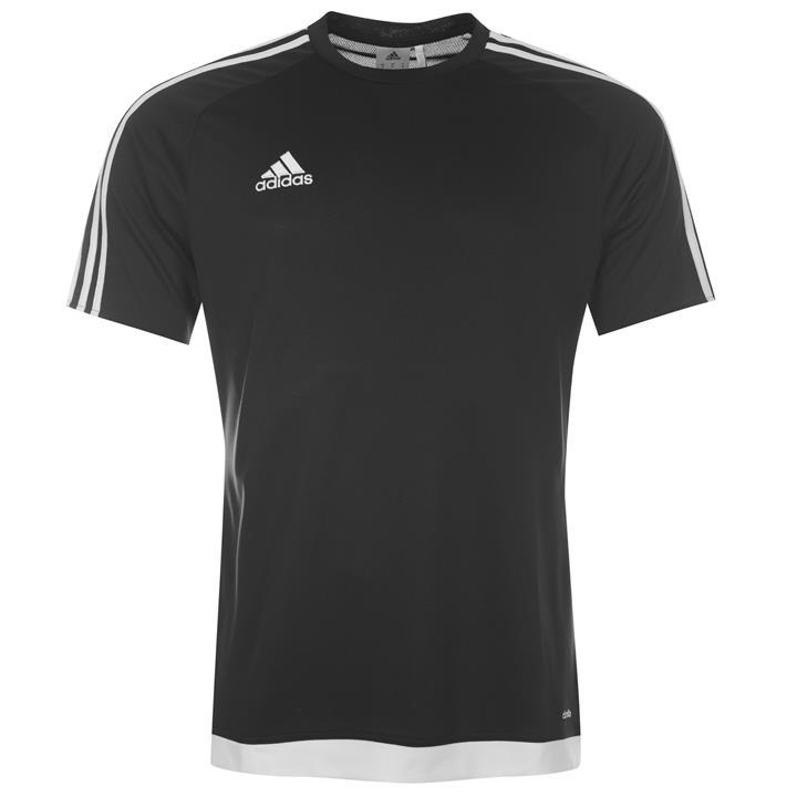 Adidas Shirt adidas | adidas 3 stripe estro t shirt | football training tops RWUXBNI