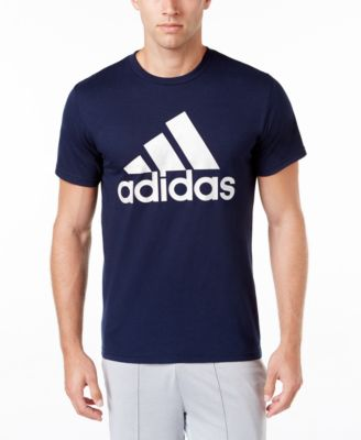 Adidas Shirt adidas menu0027s badge of sport classic logo t-shirt UTFYAJP