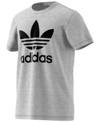 Adidas Shirt adidas menu0027s originals trefoil t-shirt VJMRSDM