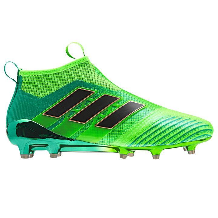 adidas soccer boots adidas ace 17 purecontrol fg mens laceless football boots EGMNLCO