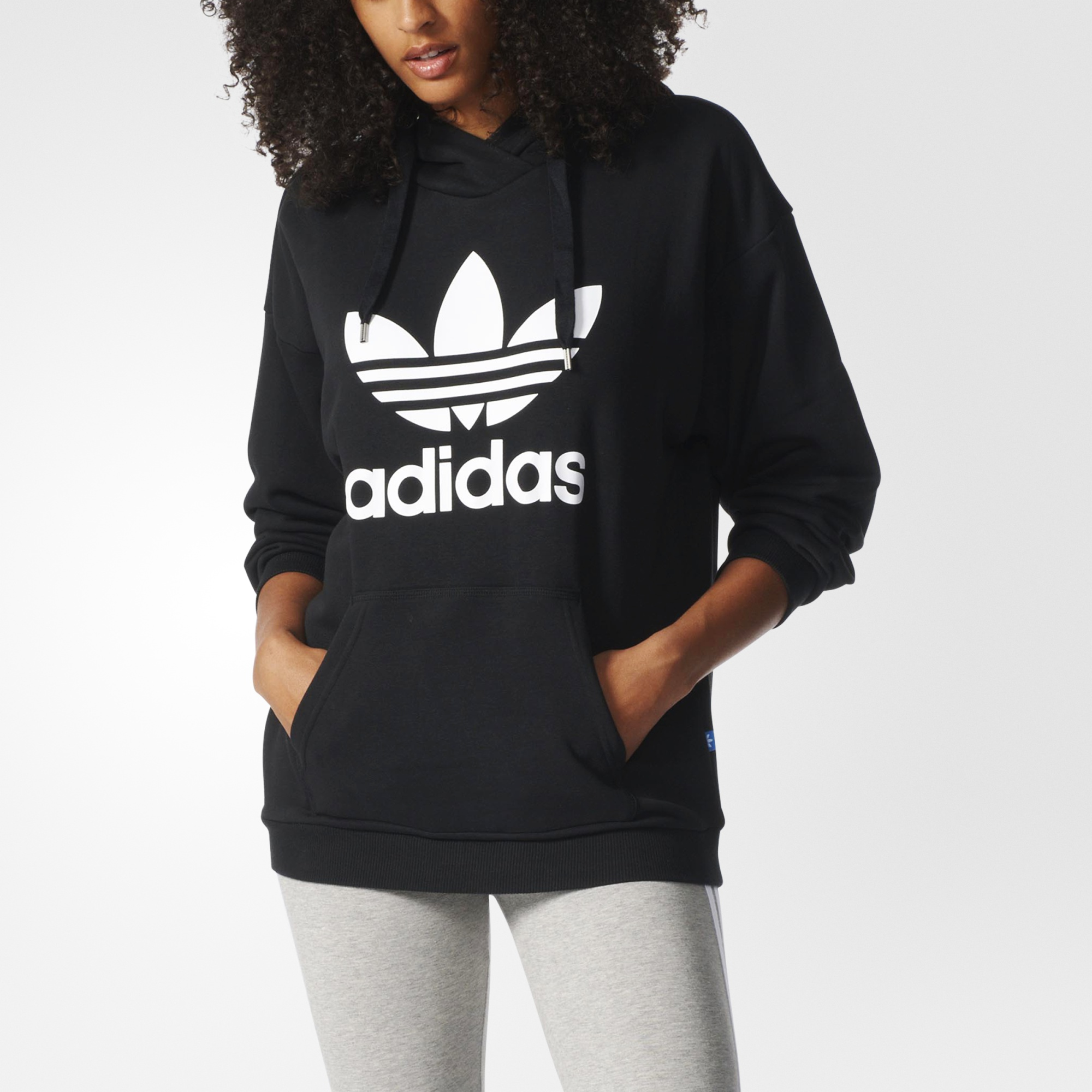 Adidas sweatshirt – made of pure cotton and other high ...