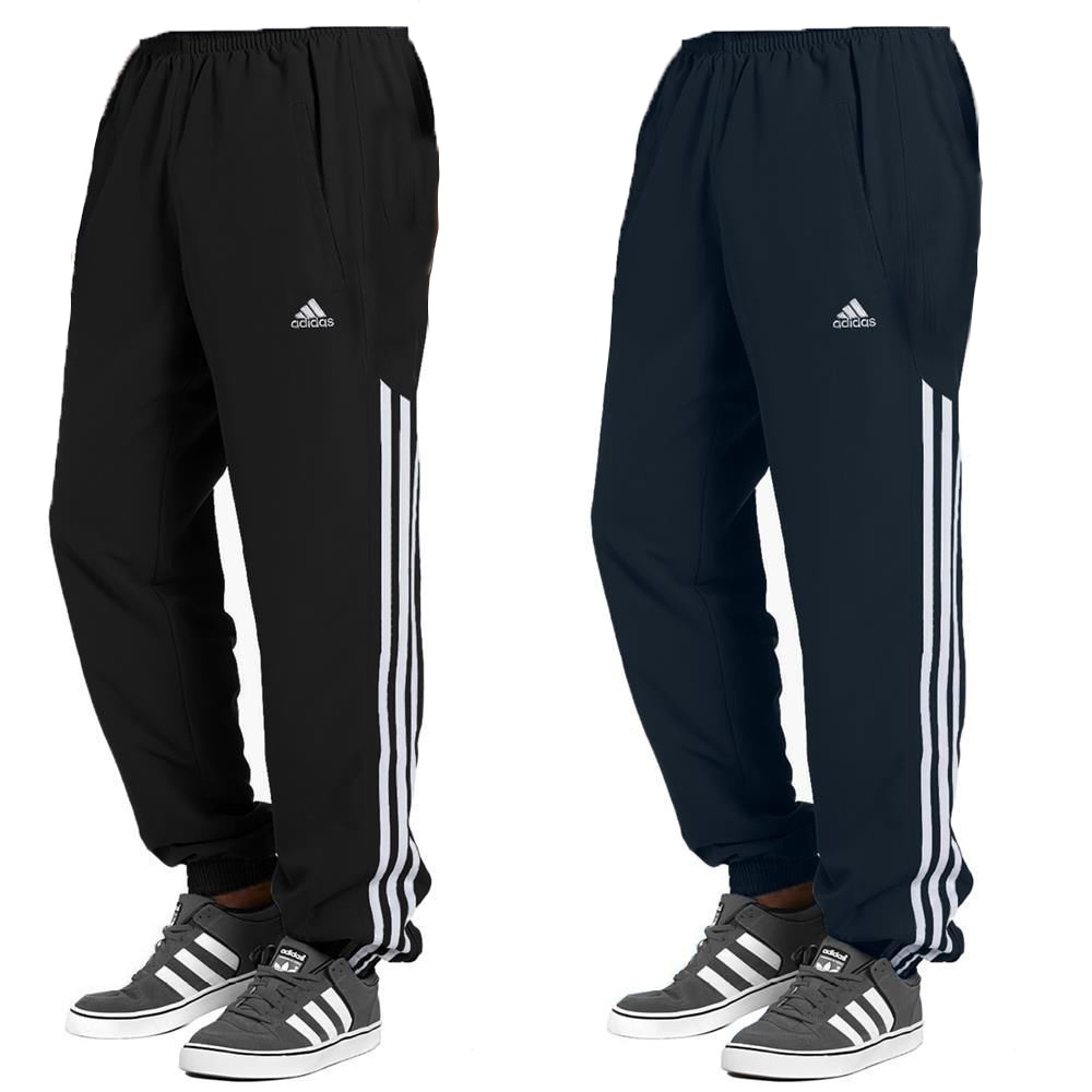 Adidas Tracksuit Bottoms adidas stinger mens tracksuit bottoms woven pants in various colours UCEQALD