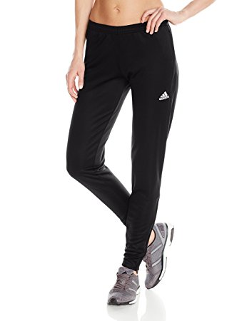 adidas training pants adidas performance womenu0027s core training pant, x-small, black/white PHIXLEC