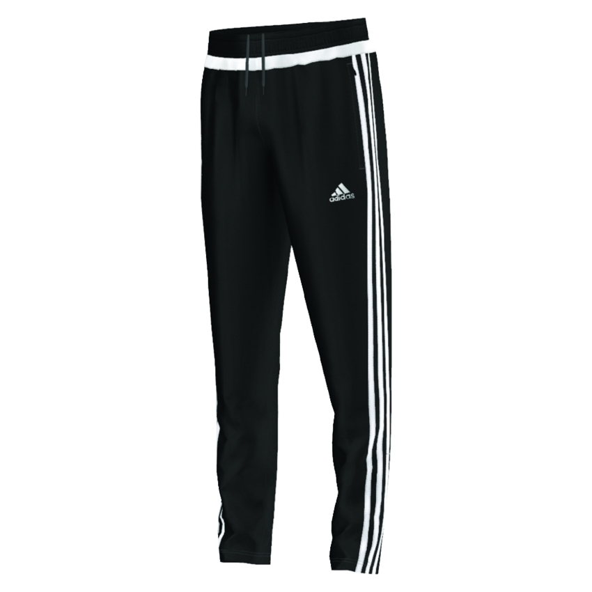 adidas training pants adidas youth tiro 15 training pants (black/white) IWEZVBF