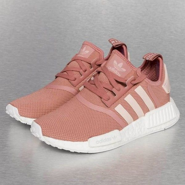 adidas womens shoes adidas nmd r1 runner womens salmon s76006 ❤ liked on polyvore featuring  shoes, adidas TWGHXIL