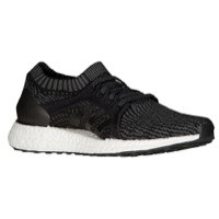 adidas womens shoes adidas ultra boost x - womenu0027s - black / grey PKXXWPE