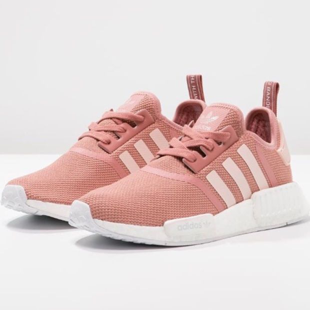 Womens Pink Shoes Adidas