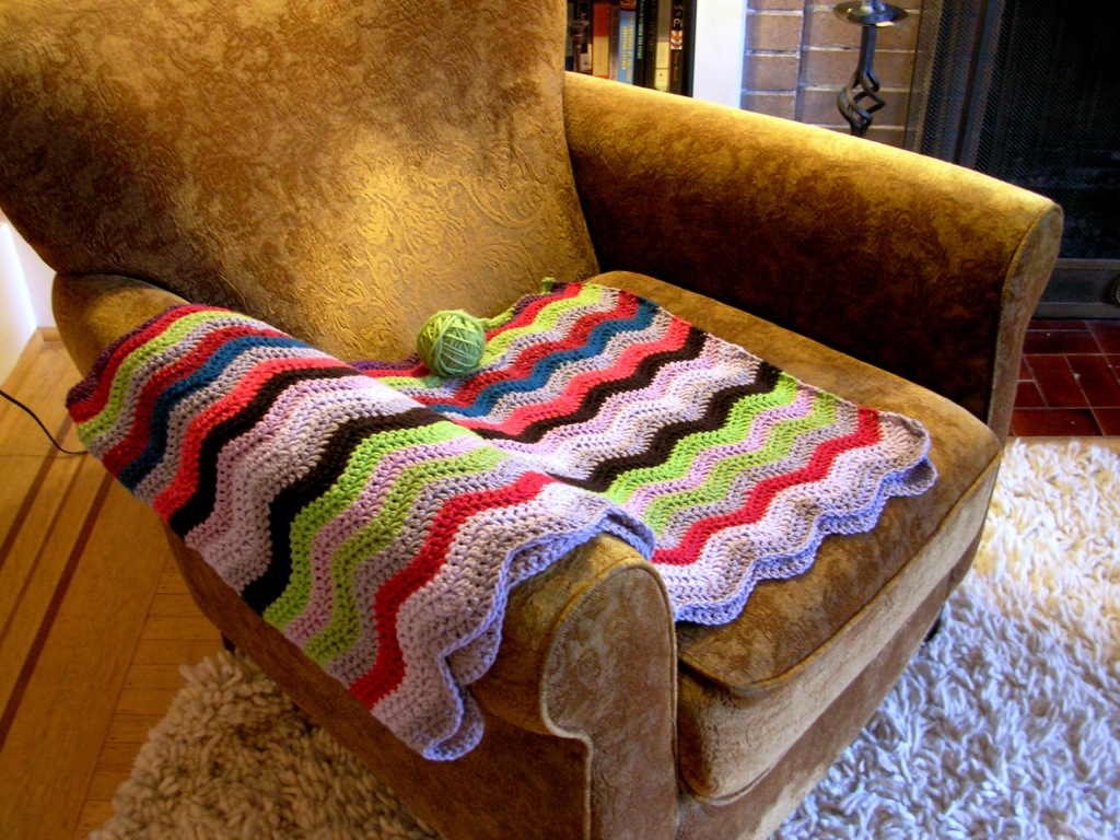 Ideas on making an afghan blanket