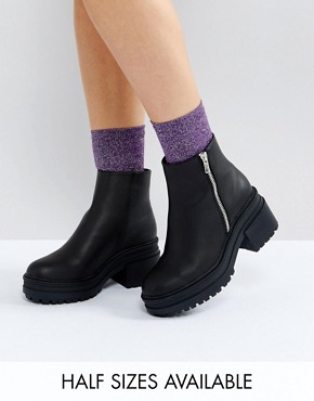 ankle boot asos rapid chunky ankle boots XVEFHDE