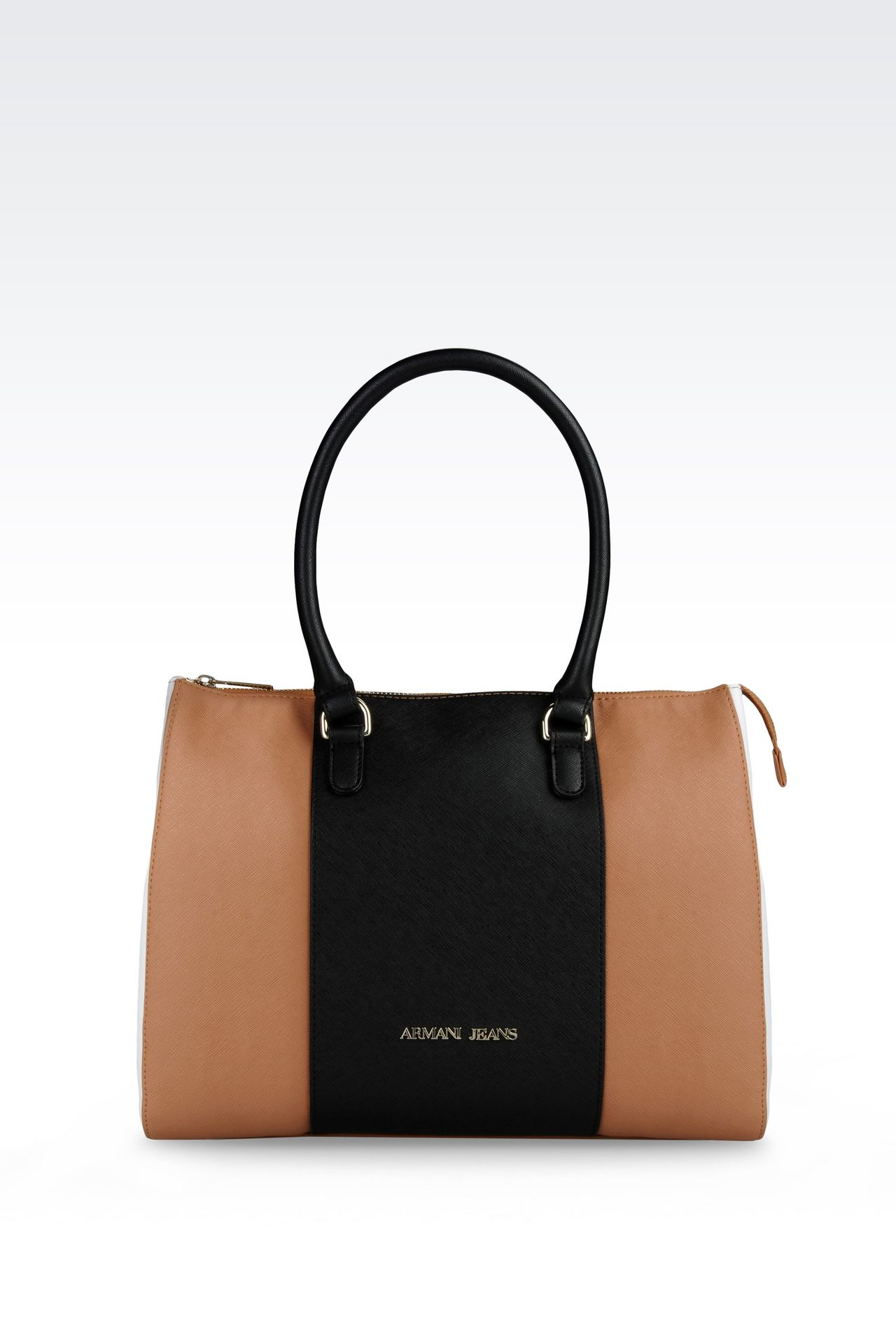armani bags shopping bag in saffiano calfskin: shoppers women by armani - 0 CUMFOIJ