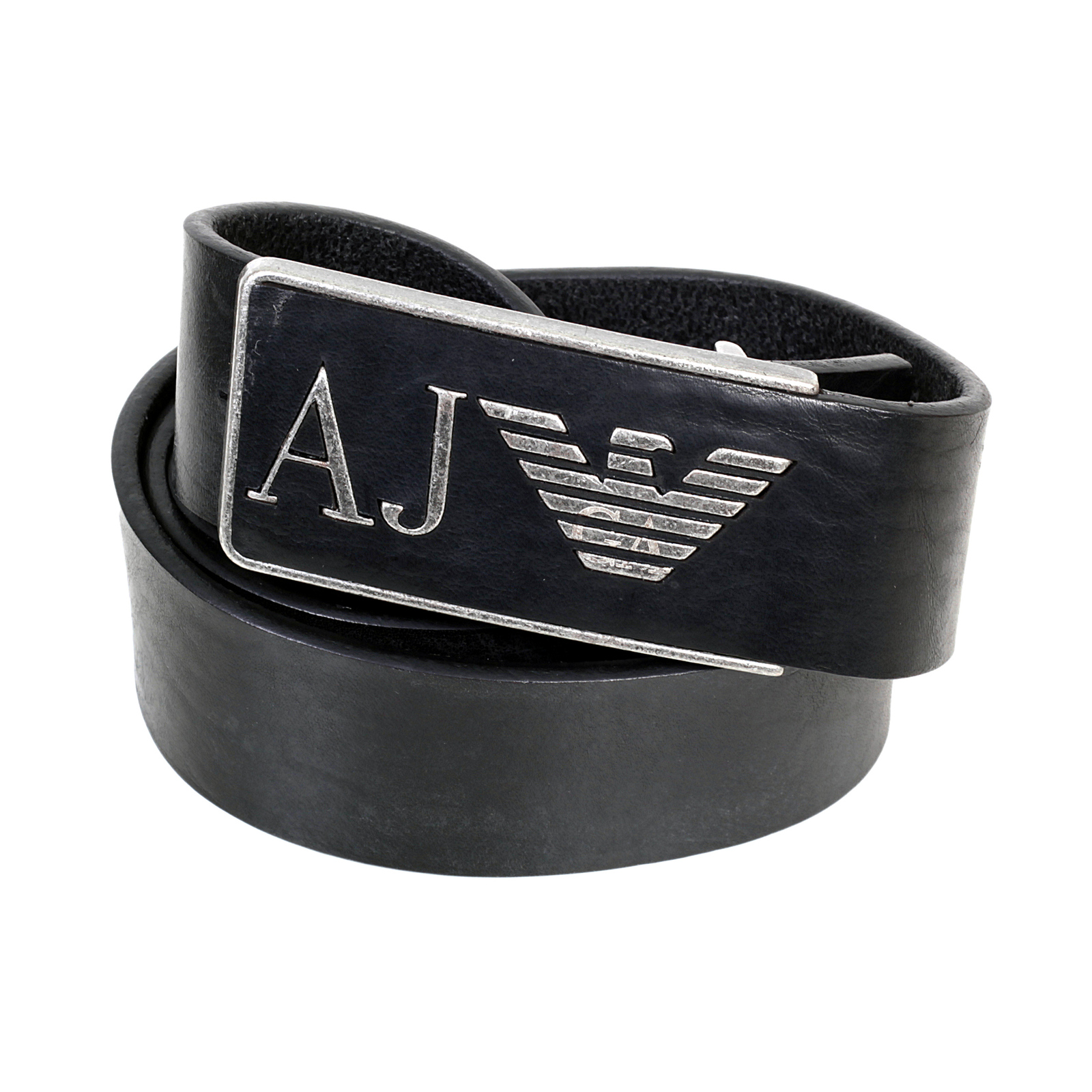 armani belt armani mens black rectangular buckle leather belt ajm4043  oxeqfsz QKMXNLM