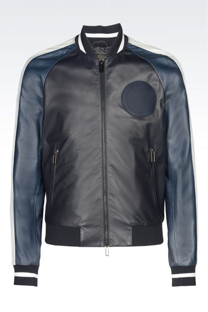 armani jackets leatherwear: light leather jackets men by armani – 0 UWKLTZX
