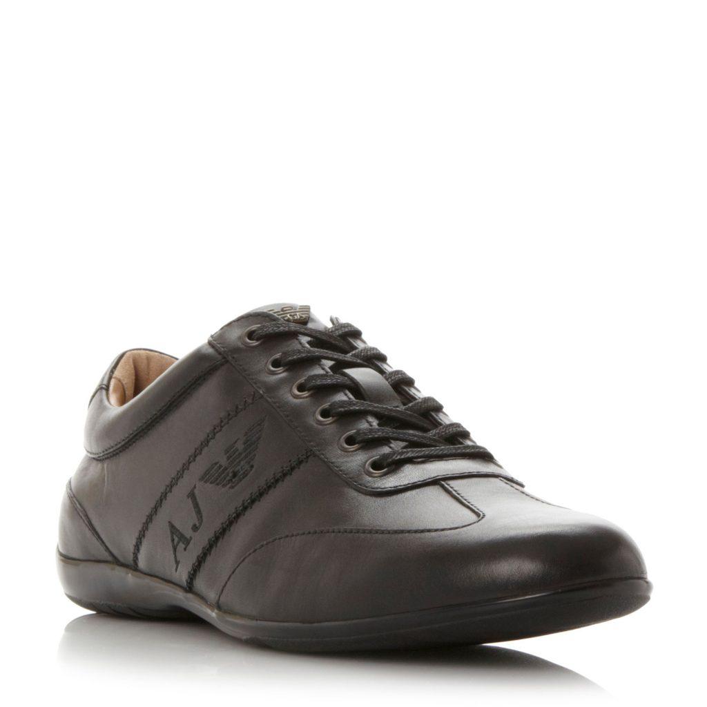 armani shoes armani jeans 0935534 slimline trainers … VIIFMHP