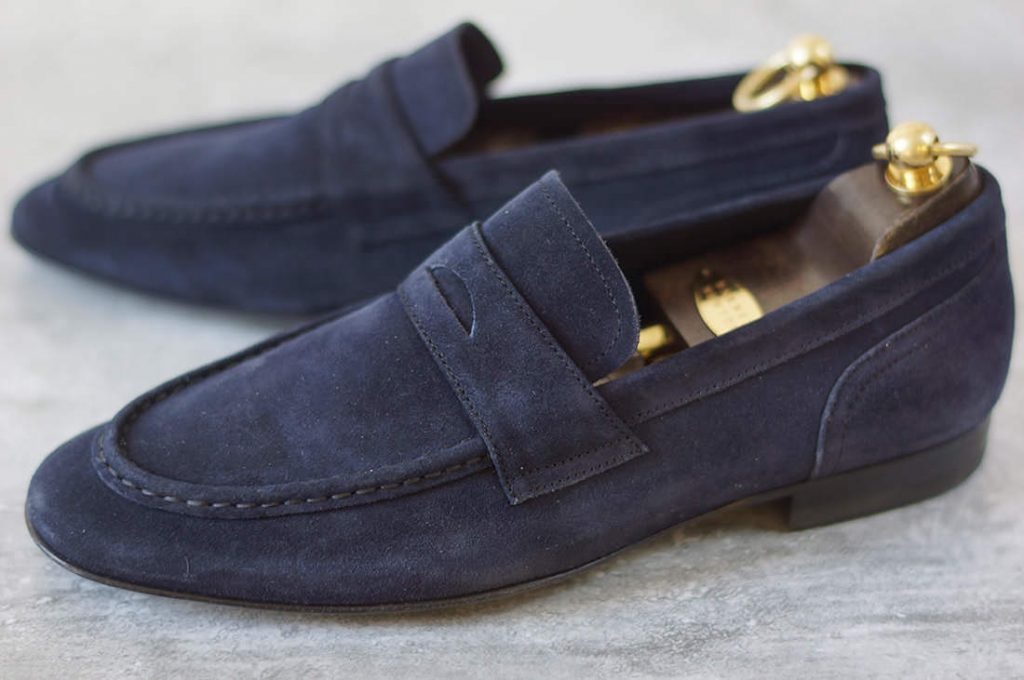 armani shoes emporio armani business shoes armani penny loafers penny loafer TTUCKPR