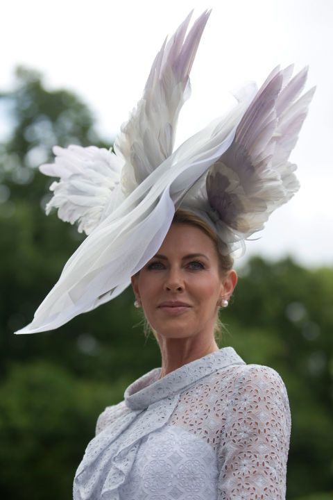 ascot hats the 37 craziest hats from royal ascot 2016 NDOWCLR