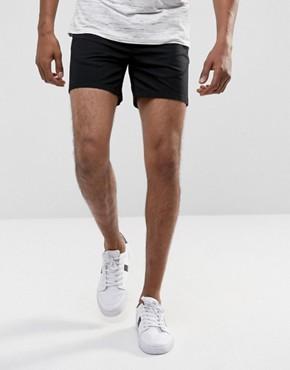 asos chino shorts in skinny fit shorter length MWYOKWD