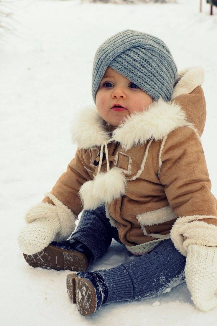 baby winter clothes ERWVLHP