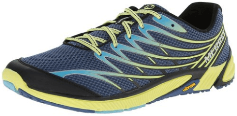 barefoot running shoes 1. merrell bare access NTRLYFU