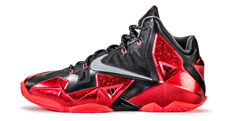 basketball shoes the lebron 11 may have cost $200, but it looked like a million bucks. MMBDHSO