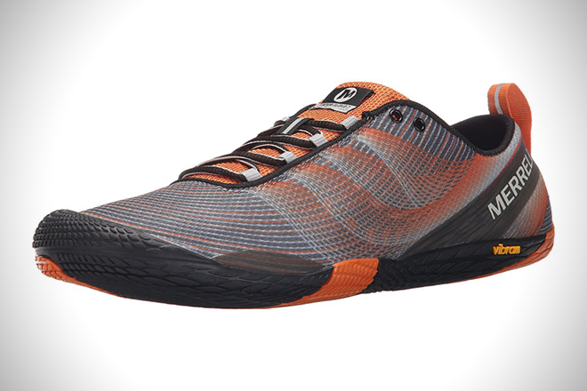 Best Running Shoes for Men merrel vapor glove 2 trail running shoe GURQBWH