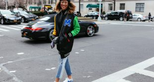 best street style photos from new york fashion week fall 2017 shows - vogue FYTUMGI