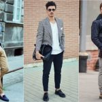 Dashing styled chinos for men