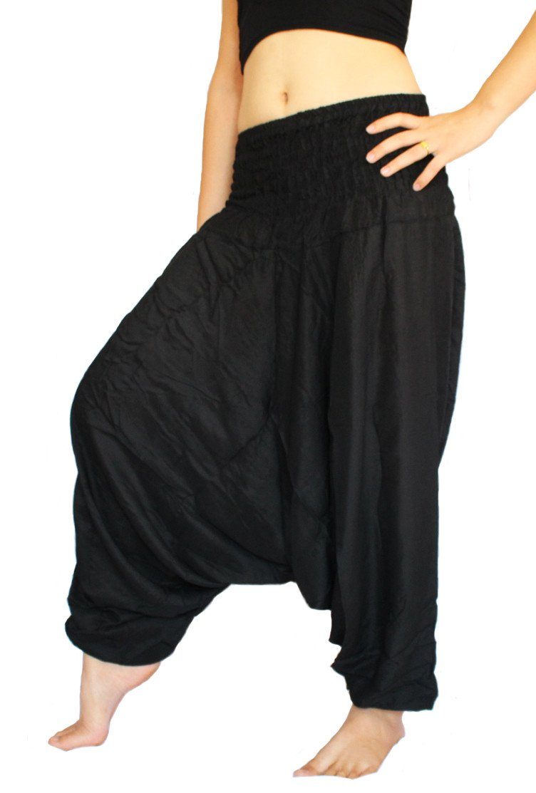 black aladdin pants TSXRMFR