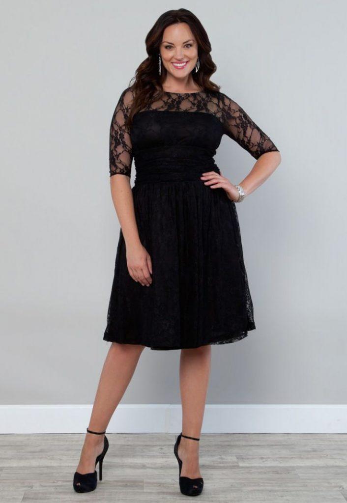 black dress plus size 20 amazing black wedding dresses UVRKYGO