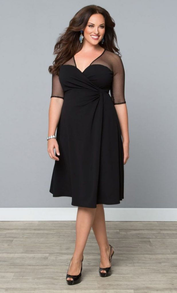 black dress plus size best 25+ plus size black dresses ideas on pinterest | plus size style,  womenu0027s DEIPYKB