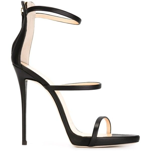 Cons of black strappy heels - fashionarrow.com