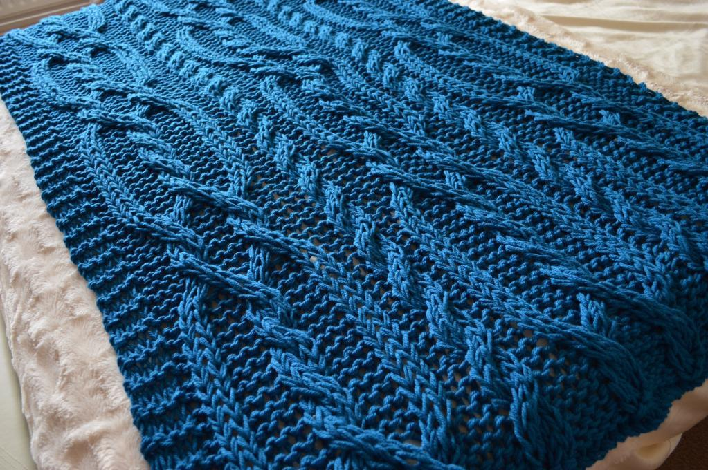 Blanket knitting patterns to try out – fashionarrow.com